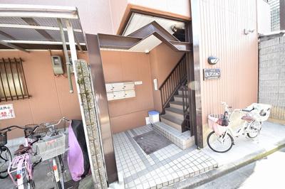 【エントランス】ジーエルマンション八戸ノ里