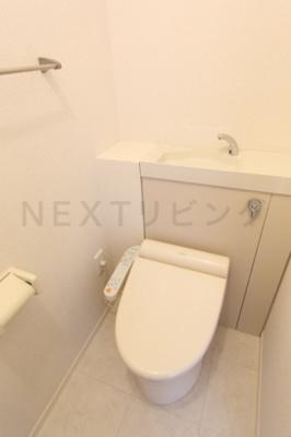 【トイレ】レトア ソレイユ