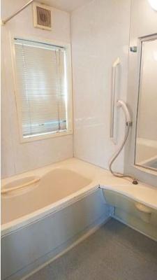 【浴室】藤沢市白旗2丁目 戸建