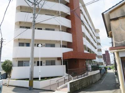【外観】コアマンション新栄町