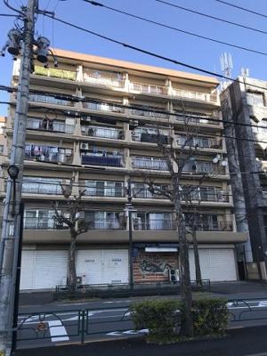 【外観】中野ハイネスコーポ