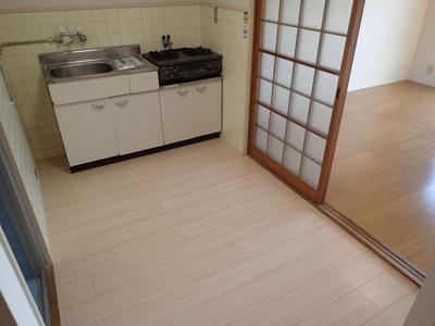【キッチン】カーサ樹・