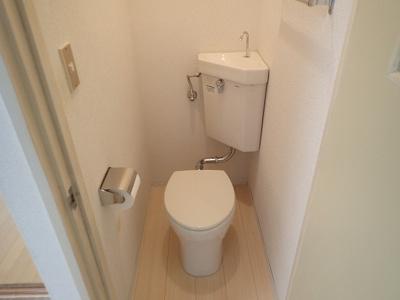【トイレ】カーサ樹・