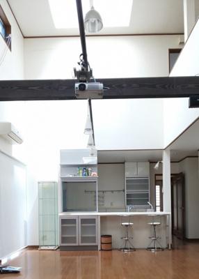 【キッチン】鳥取市浜坂8丁目中古戸建て