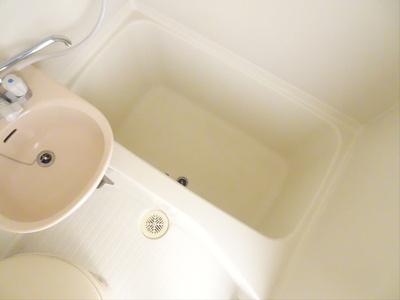 【浴室】キャッスル笹塚