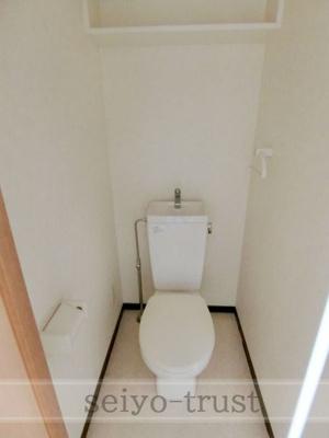 【トイレ】メイプル舟入