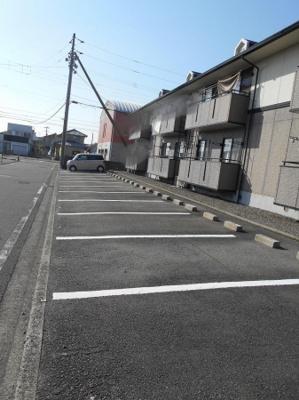 【駐車場】ベイサージュ・22C
