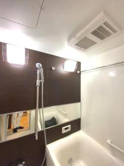 【浴室】上野毛南パーク・ホームズ