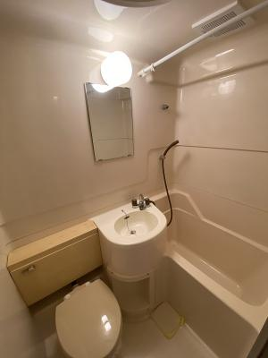 【浴室】第3コーポリベラ