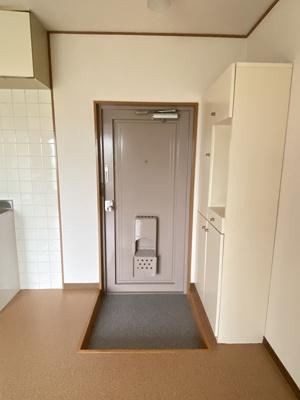 【玄関】第3コーポリベラ