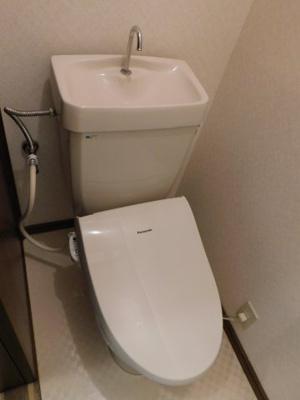 【トイレ】メゾンプリエール