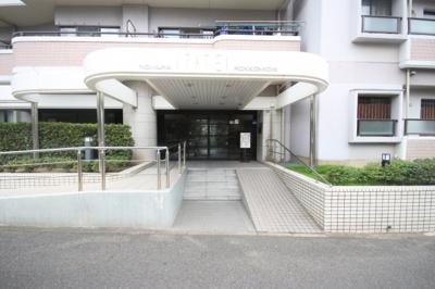 【エントランス】野村ステイツ六甲道