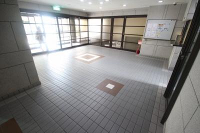 【ロビー】野村ステイツ六甲道