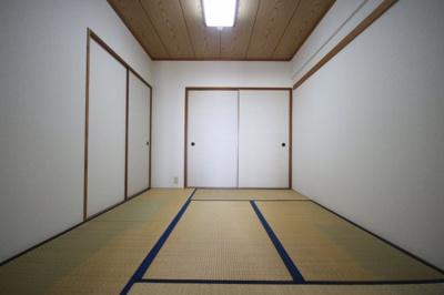 【寝室】野村ステイツ六甲道