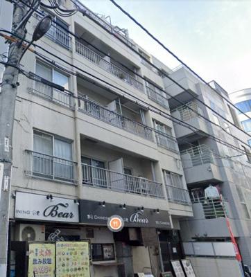 【外観】サンモール亀戸 リ フォーム済 亀戸駅4分