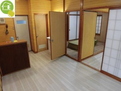 【居間・リビング】古波津アパート