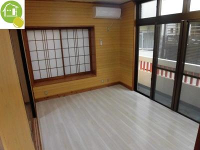 【洋室】古波津アパート