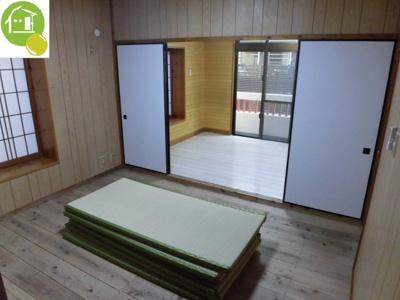【和室】古波津アパート