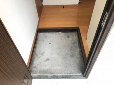 【玄関】山城アパート