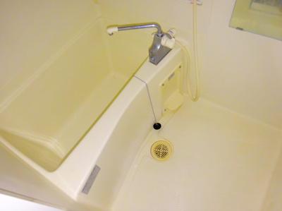 【浴室】ZESTY駒沢大学Ⅱ