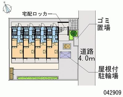 【地図】エクスプレッシブ