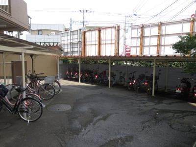 【その他共用部分】川越新宿マンション