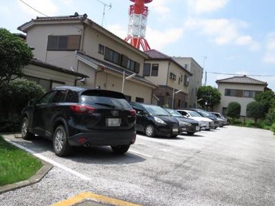 【駐車場】川越新宿マンション
