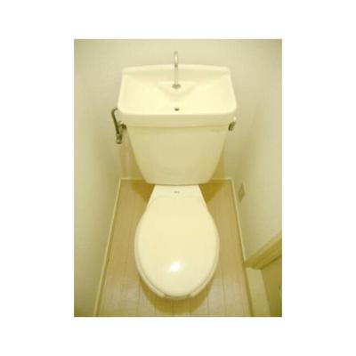 【トイレ】エクセルハイム