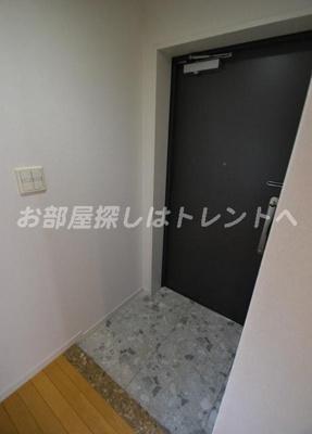【玄関】レガリアタワーレジデンス
