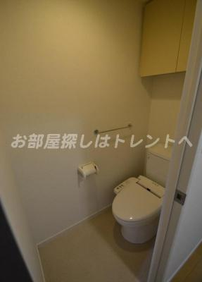 【トイレ】レガリアタワーレジデンス