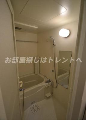 【浴室】レガリアタワーレジデンス