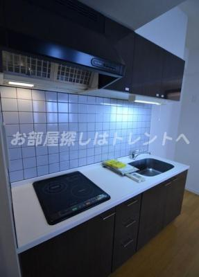 【キッチン】レガリアタワーレジデンス