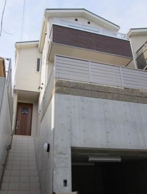 【外観】神戸市垂水区西舞子8丁目 A号棟 未入居物件