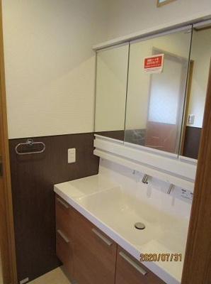 【独立洗面台】神戸市垂水区西舞子8丁目 A号棟 未入居物件