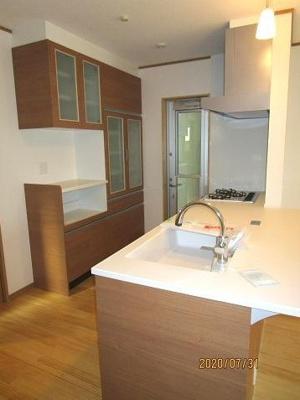 【キッチン】神戸市垂水区西舞子8丁目 A号棟 未入居物件