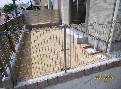 【庭】神戸市垂水区西舞子8丁目 B号棟 未入居物件
