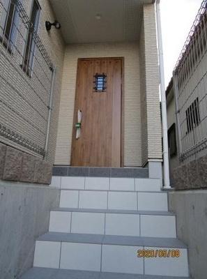 【玄関】神戸市垂水区西舞子8丁目 B号棟 未入居物件