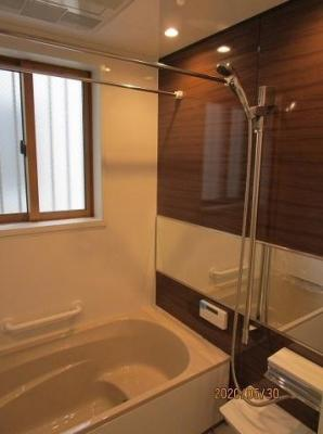 【浴室】神戸市垂水区西舞子8丁目 B号棟 未入居物件