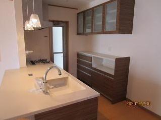 【キッチン】神戸市垂水区西舞子8丁目 B号棟 未入居物件