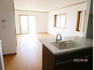 【キッチン】神戸市垂水区西舞子8丁目 B号棟 新築戸建