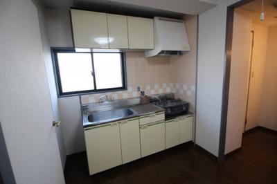 広々としたキッチンです(^^♪