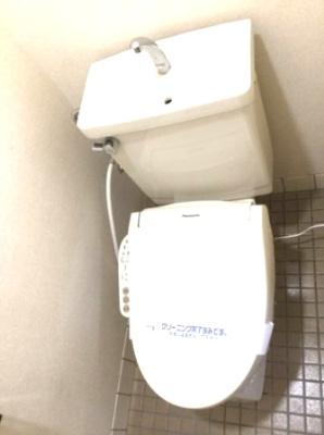 【トイレ】コーポ松栄