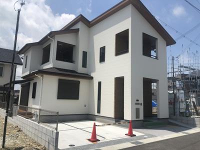 【外観】長期優良認定住宅 小野市中町新築