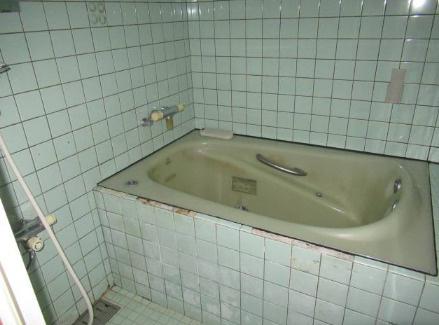 【浴室】上町5