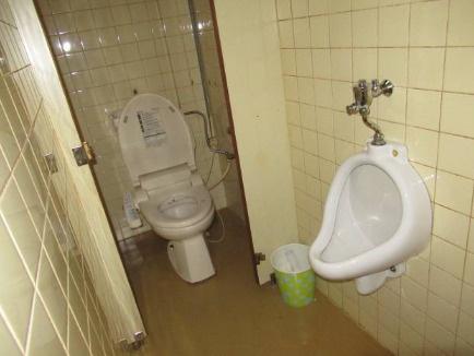 【トイレ】上町5