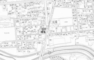 【地図】北光 売土地