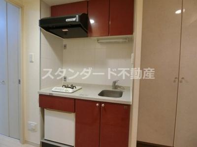 【キッチン】ジュネ―ゼグラン心斎橋東