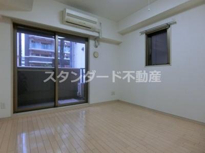 【寝室】ジュネ―ゼグラン心斎橋東