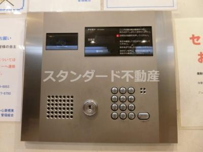 【セキュリティ】ジュネ―ゼグラン心斎橋東