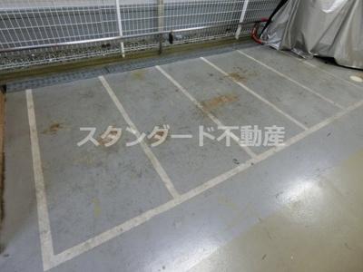 【駐車場】ジュネ―ゼグラン心斎橋東